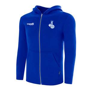 ZOOM Sweatjacke Basic 18/19 royal