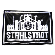 "Hiss-Fahne ""Stahlstadt"""