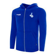 "Sweatjacke ""Basic"" 18/19 royal"