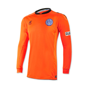 Torwart Trikot 18/19 Orange Kids