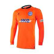 Torwart Trikot 18/19 Orange Kids Fan Edition