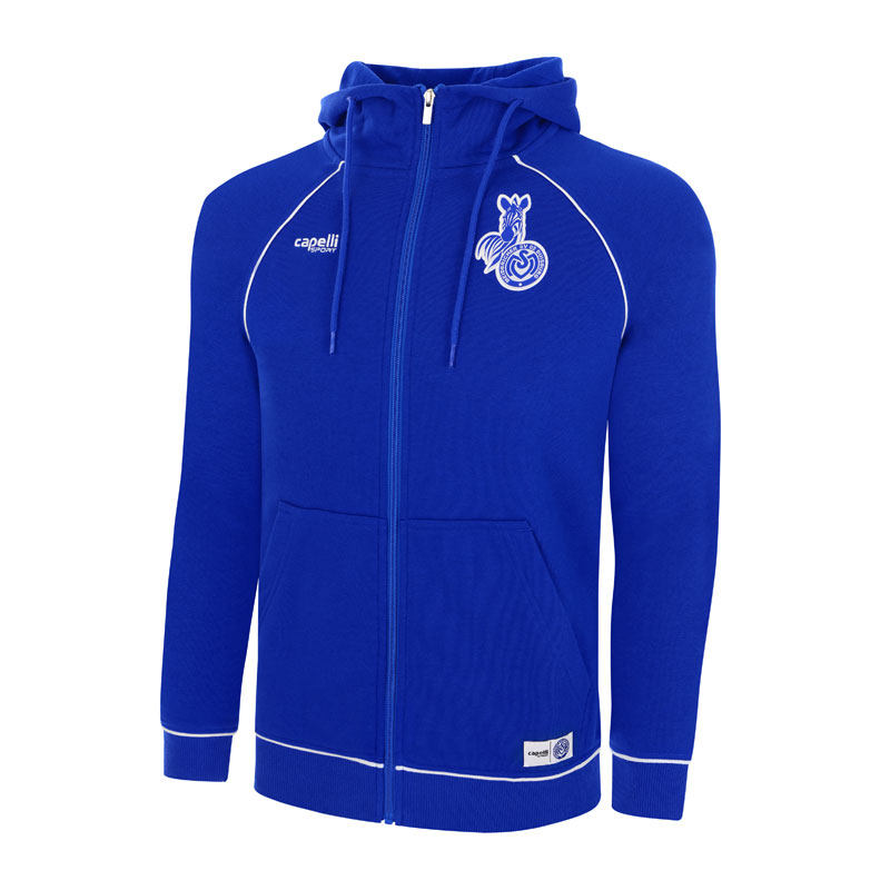 Sweatjacke 19/20 royal