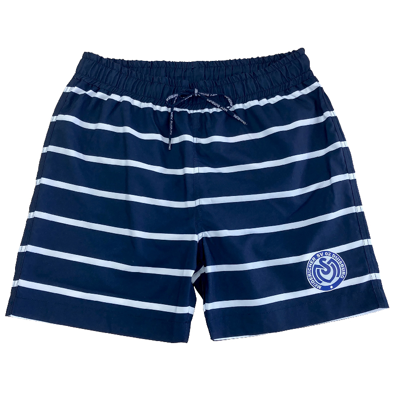 "Badeshort ""Stripes"""